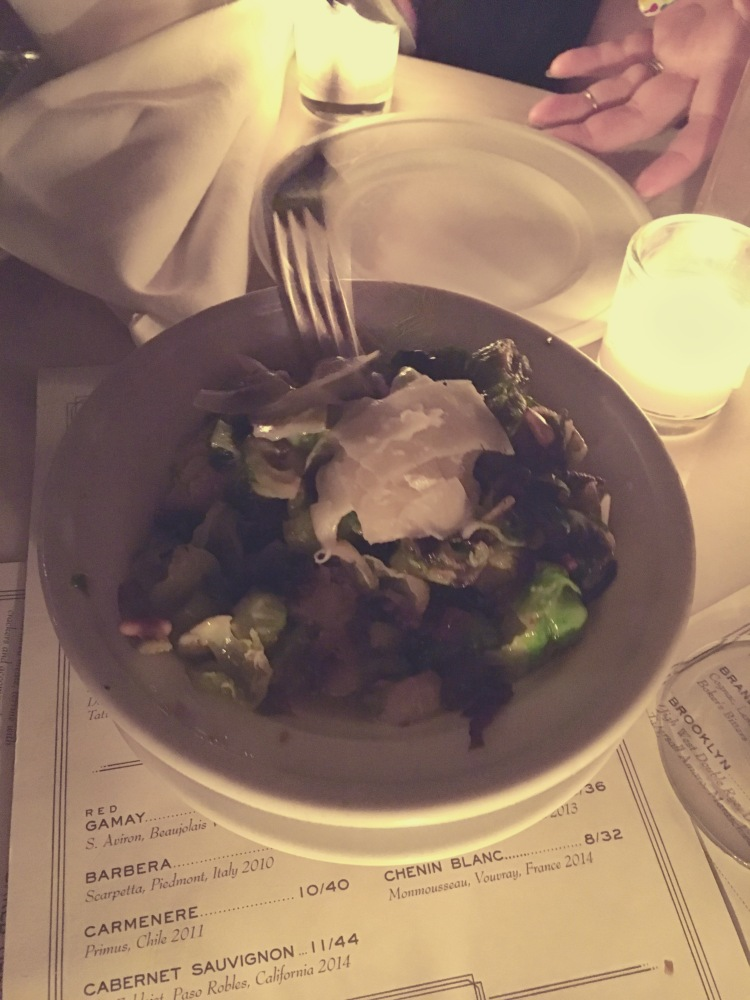 Brussels Sprouts Volstead's
